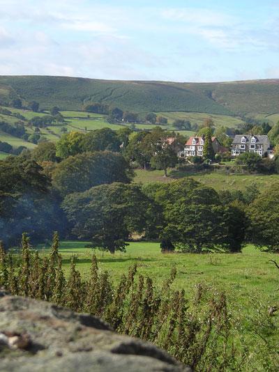 Visit Peak District towns and villages.